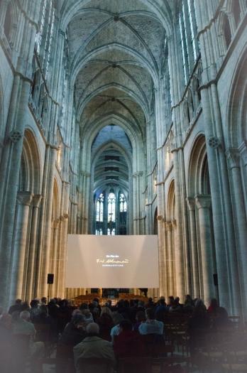 cathédrale évreux ciné concert orgue