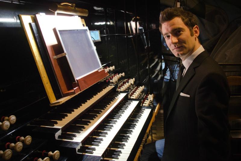 samuel liegeon cathédrale évreux orgue organiste organist organ ciné concert